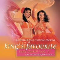 Very Cairo! Vol. 3 - King's Favourite [CD] Live Orchestra from Cairo