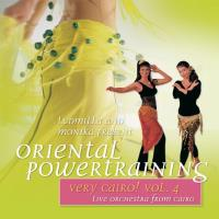 Very Cairo! Vol. 4 - Oriental Powertraining [CD] Live Orchestra from Cairo