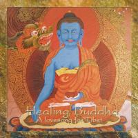 Healing Buddha - A Lovesong for Tibet [CD] Bollmann, Christian
