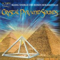 Crystal Pyramid Sounds [CD] Reimann, Michael