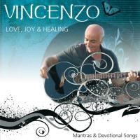 Love Joy & Healing [CD] Vincenzo
