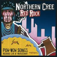 Red Rock [CD] Northern Cree