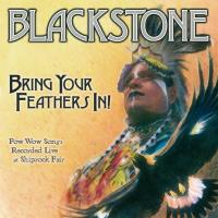 Bring Your Feathers In [CD] Blackstone
