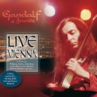 Live in Vienna [CD+DVD] Gandalf & Friends