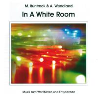 In A White Room [CD] Buntrock, Martin & Wendland, Arno