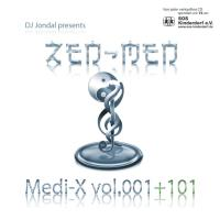 Medi-X Vol. 001 + 101 [2CDs] ZEN-MEN