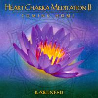 Heart Chakra Meditation Vol. 2 [CD] Karunesh