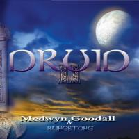 Druid Vol. 2 [CD] Goodall, Medwyn