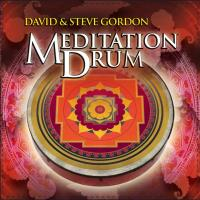 Meditation Drum [CD] Gordon, David & Steve