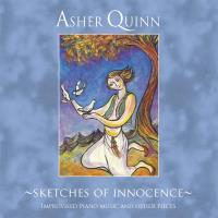 Sketches of Innocence [CD] Quinn, Asher (Asha)