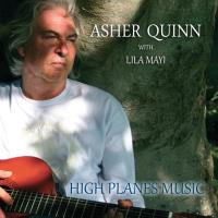 High Planes Music [CD] Quinn, Asher (Asha) & Mayi, Lila