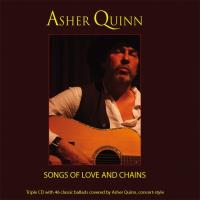 Songs of Love and Chains [2CDs] Quinn, Asher (Asha)