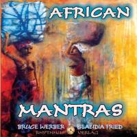 African Mantras [CD] Werber, Bruce & Fried, Claudia