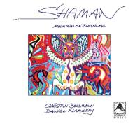 Shaman - Mountain of Blessings [CD] Bollmann, Christian & Namkhay, Daniel