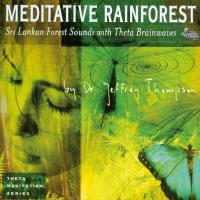 Meditative Rainforest [CD] Thompson, Jeffrey Dr.