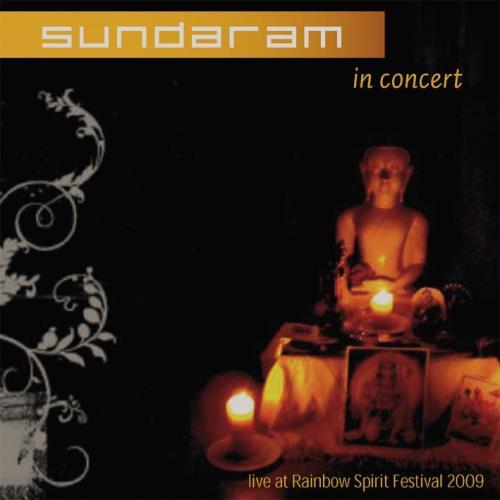 In Concert - Live at Rainbow Spirit Festival [CD] Sundaram