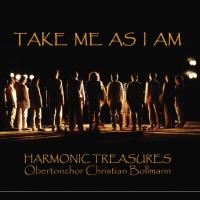 Take Me As I Am - Harmonic Treasures [CD] Bollmann, Christian
