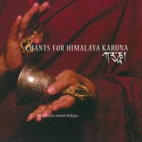 Chants For Himalaya Karuna (CD) Acharya Lama Sönam Rabgye