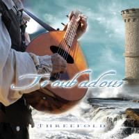 Troubadour [CD] Threefold