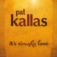 It's Simply Love [CD] Kallas, Pat
