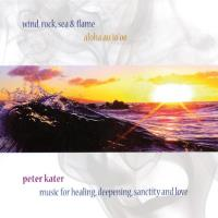 Wind, Rock, Sea & Flame [CD] Kater, Peter