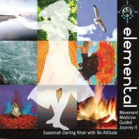 Elemental - Movement Medicine Vol 2 [CD] Darling Khan, Susannah & Be-Attitude
