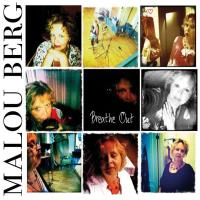 Breathe Out [CD] Berg, Malou