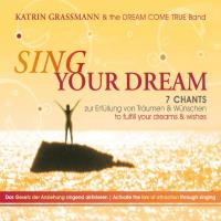 Sing Your Dream (CD) Grassmann, Katrin