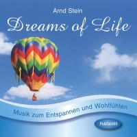 Dreams of Life [CD] Stein, Arnd