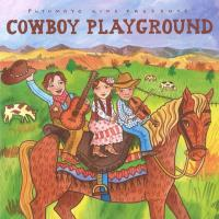 Cowboy Playground [CD] Putumayo Kids Presents