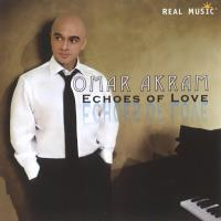Echoes of Love (CD) Akram, Omar
