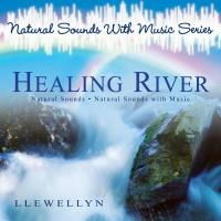 Healing River [CD] Llewellyn