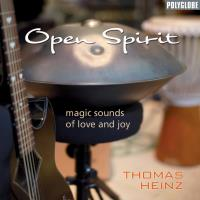 Open Spirit [CD] Thomas Heinz