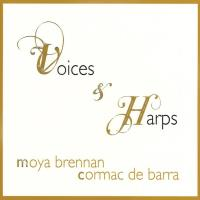 Voices and Harps [CD] Brennan, Moya & De Barra, Cormac