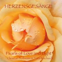 Herzensgesänge - Pearls of Love and Light [CD] Bollmann, Christian & Reichardt, Jutta