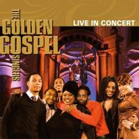 Live in Concert [CD] The Golden Gospel Singers