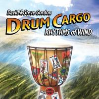 Drum Cargo - Rhythms of Wind [CD] Gordon, David & Steve