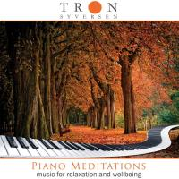 Piano Meditations [CD] Syversen, Tron
