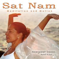 Sat Nam - Meditation & Motion [CD] Trezza, Margaret (Amrit Kaur)