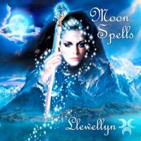Moon Spells [CD] Llewellyn
