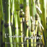 L'instant present [CD] Tonnellier, Fabrice
