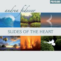 Slides of the Heart [CD] Fidesser, Andrea