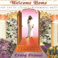 Welcome Home [CD] Pruess, Craig