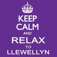 Keep Calm and Relax to Llewellyn [CD] Llewellyn