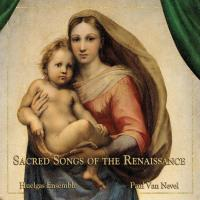Sacred Songs of the Renaissance [CD] Huelgas Ensemble - Paul van Nevel