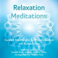 Relaxation Meditation [CD] Ramdesh Kaur