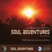 Soul Adventures Vol. 1 [CD] Rasa Living Wellness presents