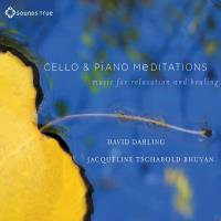 Cello and Piano Meditations [CD] Darling, David & Bhuyan, Jacqueline Tschabold