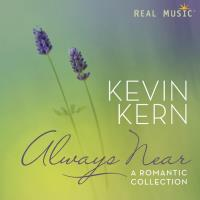 Always Near - A Romantic Collection [CD] Kern, Kevin