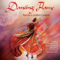 Dancing Flame [CD] Condon, Andres & Navino